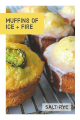 Muffins of Ice and Fire on Pinterest